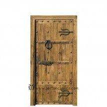 15 best puertas r sticas de exterior images on pinterest - Puerta rustica exterior ...