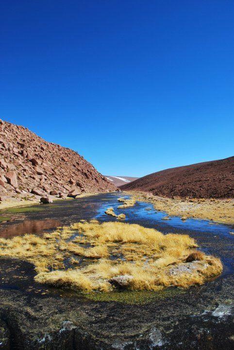 San Pedro de Atacama, norte de Chile