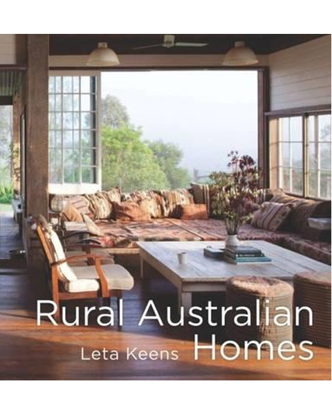 Book - Rural Australian Homes $89.90