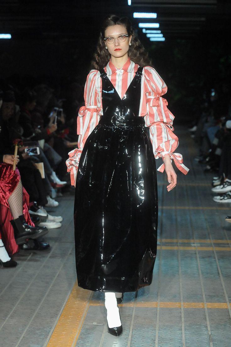 Growing Pains Tokyo Fall 2017 Fashion Show