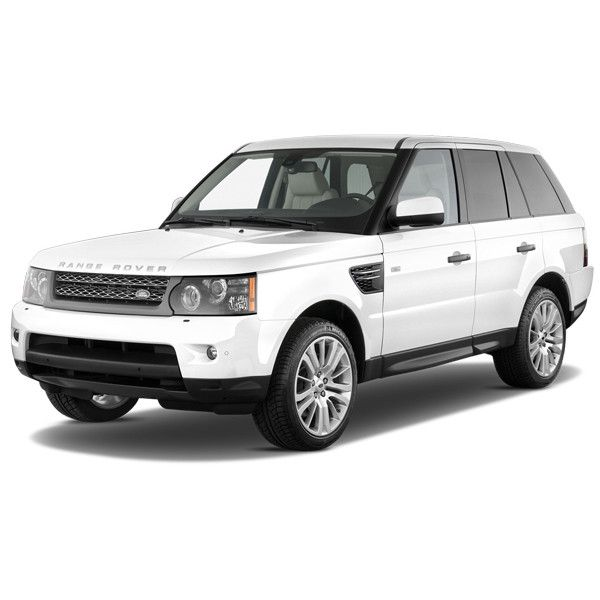 2011 Land Rover Range Rover Sport HSE 4Dr Sport Utility Estimated Used... ❤ liked on Polyvore featuring cars и carros