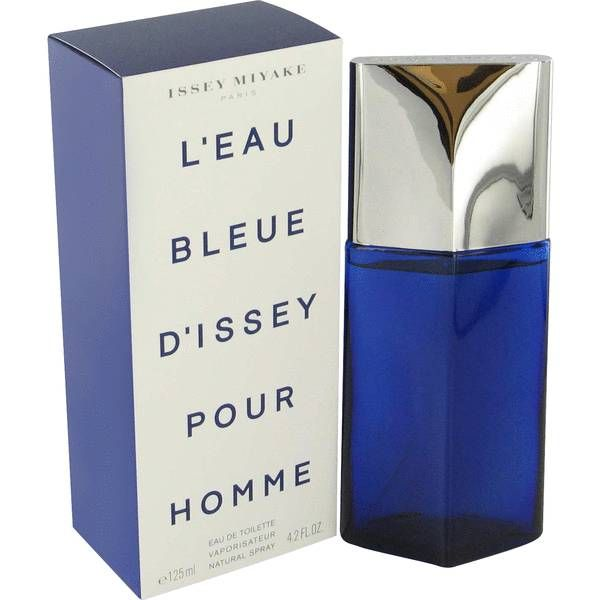 L'eau Bleue D'issey Pour Homme Cologne by Issey Miyake
