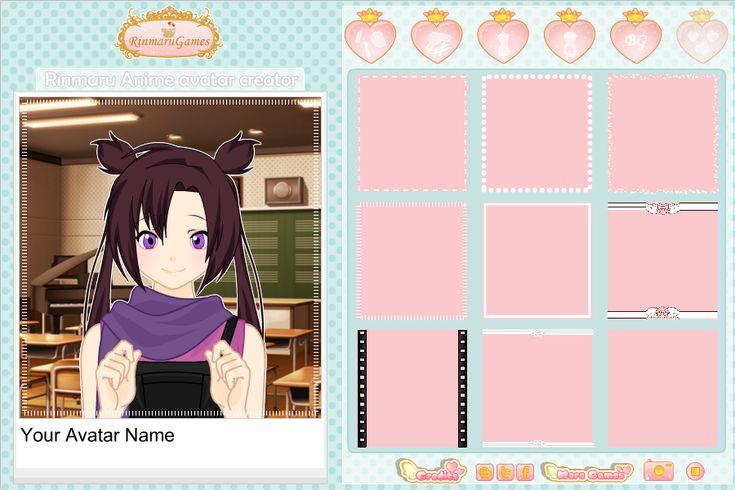Rinmaru Games-Rinmaru Anime avatar creator