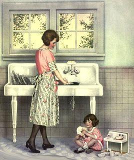 Free Vintage Images: Vintage Kitchen Illustrations