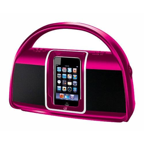 GPX Radio iPod Dock ($30)