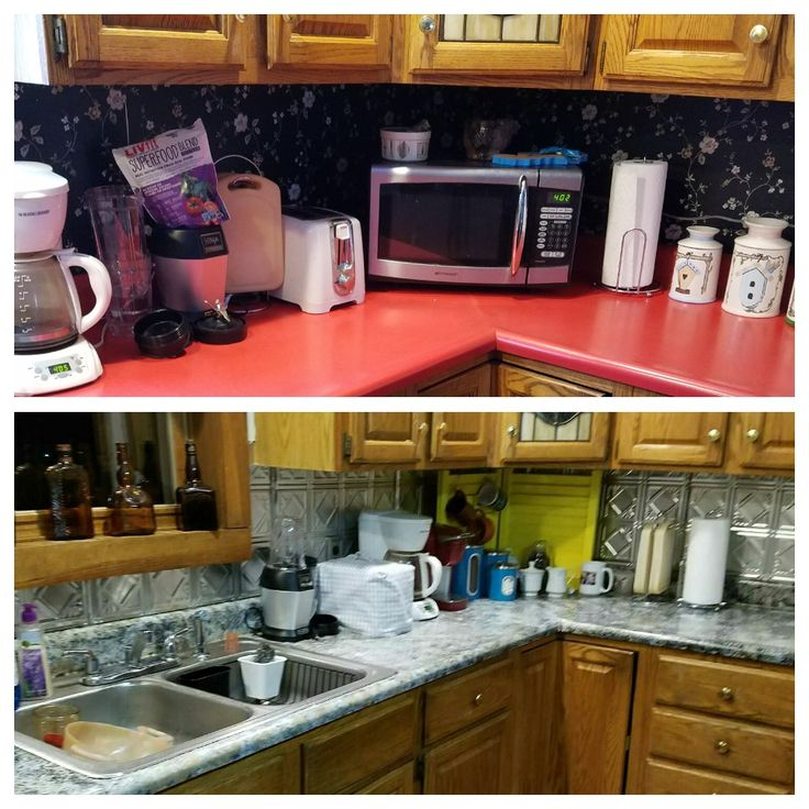 17 best ideas about budget kitchen makeovers on pinterest for Cheap kitchen makeover ideas uk