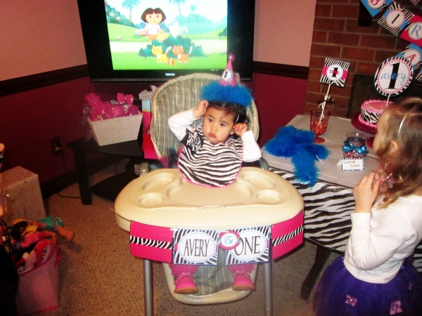 ... Decorations on Pinterest  Zebra party, Pink zebra birthday and Barbie