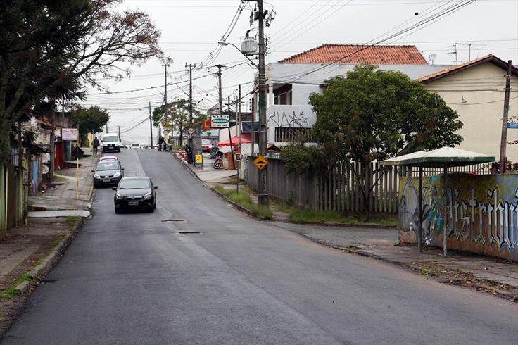 Rua Cidade de Laguna. Curitiba, 19/06/2015 Foto: Jaelson Lucas/SMCS - Álbum - Prefeitura de Curitiba
