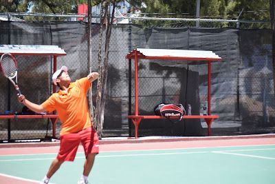 Este sábado las finales del torneo de tenis de Feria de San Marcos 2016 ~ Ags Sports