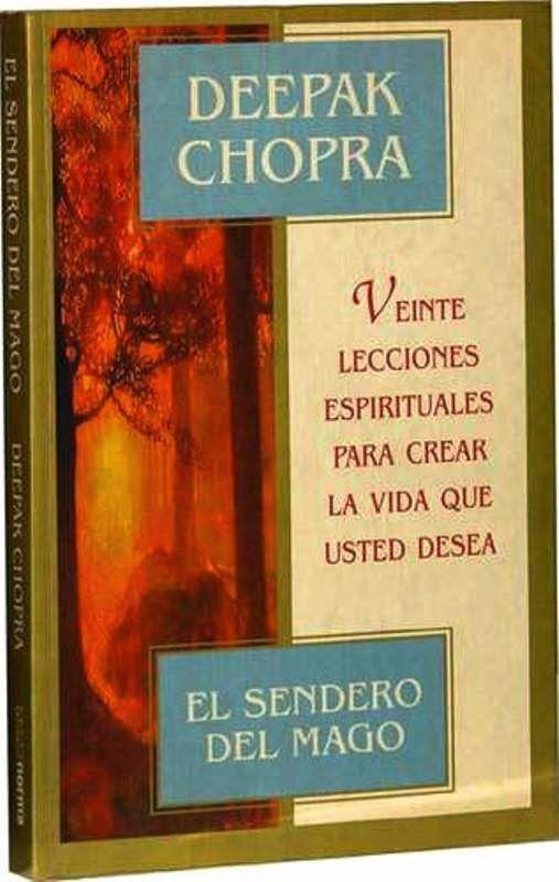 """Abundancia, Amor y Plenitud : """"EL SENDERO DEL MAGO"""",  DEEPAK CHOPRA  (LIBRO PDF ..."""