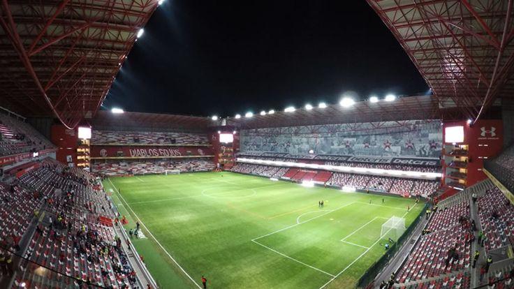El Nemesio Diez ganó segundo lugar al mejor Estadio 2017 - Medio Tiempo.com