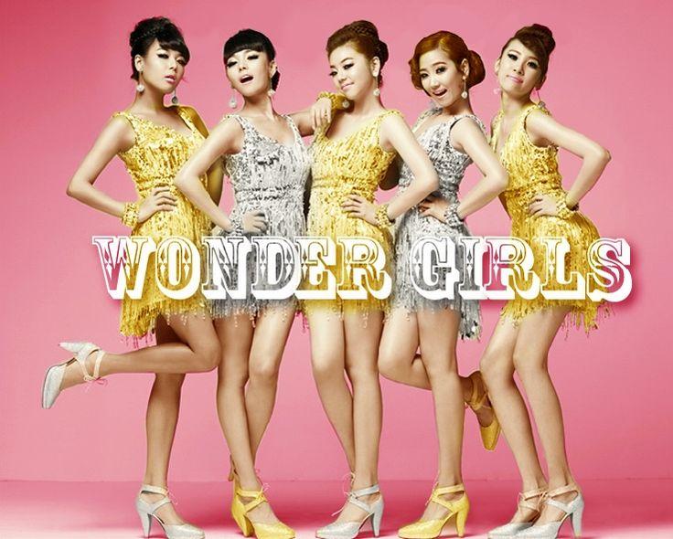 The Wonder Girls    Do you remember them!?! @Sydney Larriviere