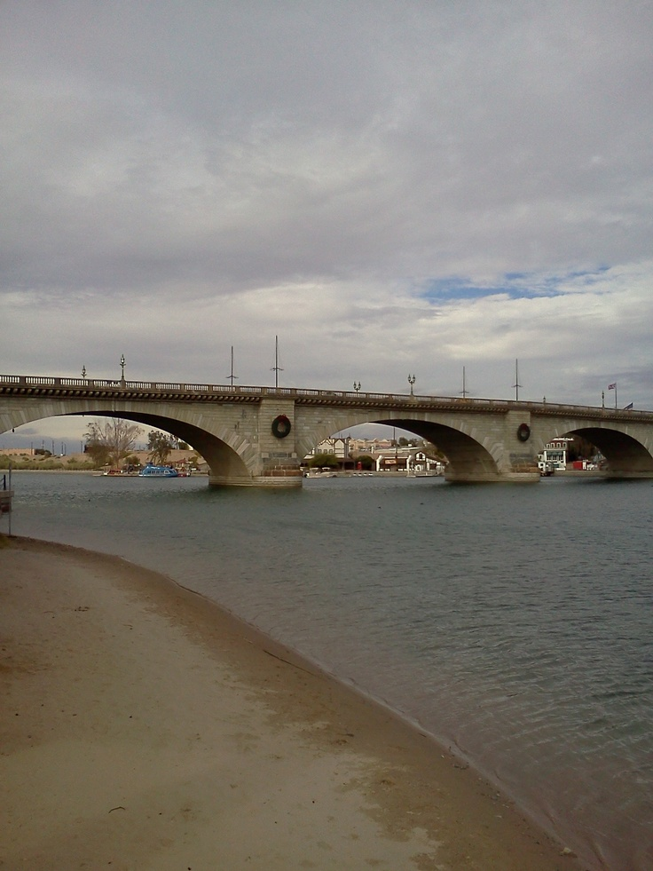 London Bridge in Lake Havasu Arizona | Favorite Places & Spaces ...