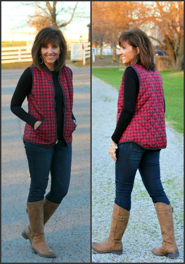 This is a casual date outfit I wore on Sunday afternoon, Wayne and I spent some time enjoying our mild weather. #fashion #graceandbeautystyle