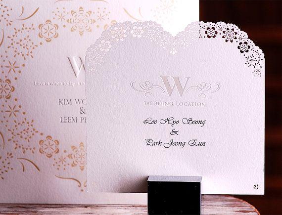 22 best Pop up wedding invitations images on Pinterest Pop up - fresh invitation dalam bahasa inggris