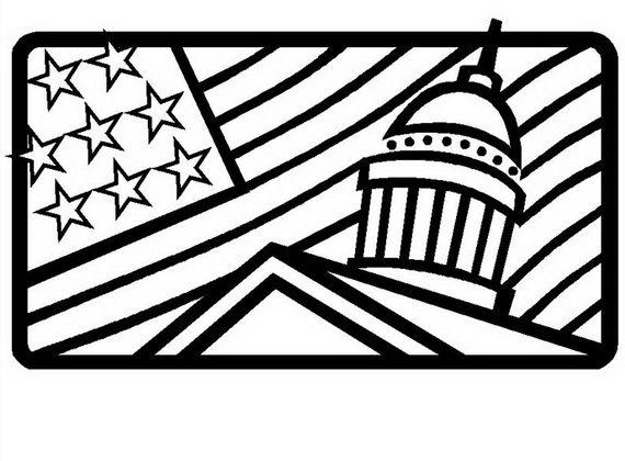 Ungewöhnlich Malvorlagen Der Amerikanischen Flagge Bilder - Ideen ...