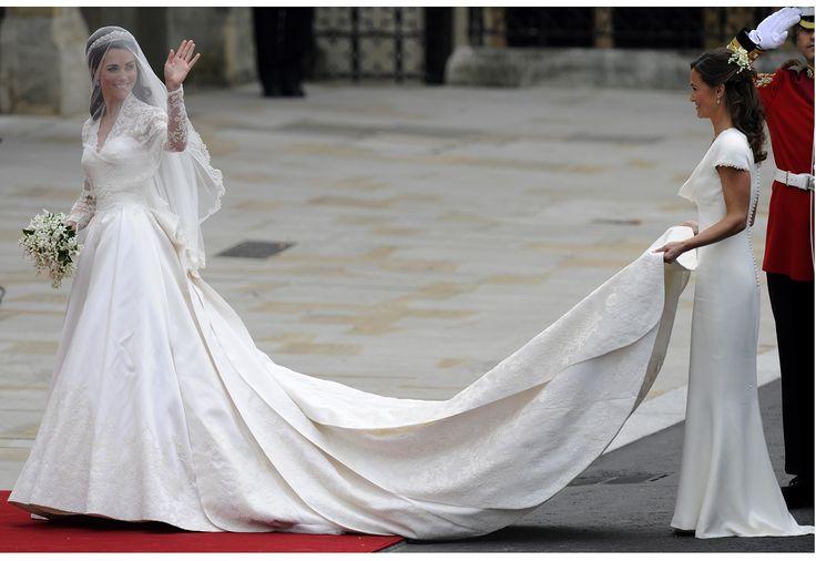 Los 25 mejores vestidos de novia de celebridades | eHow en Español
