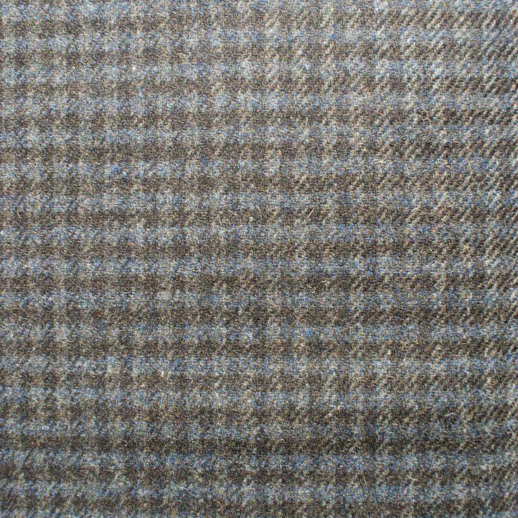 Wool Gingham (3.3m for £39.58) - Robert Noble