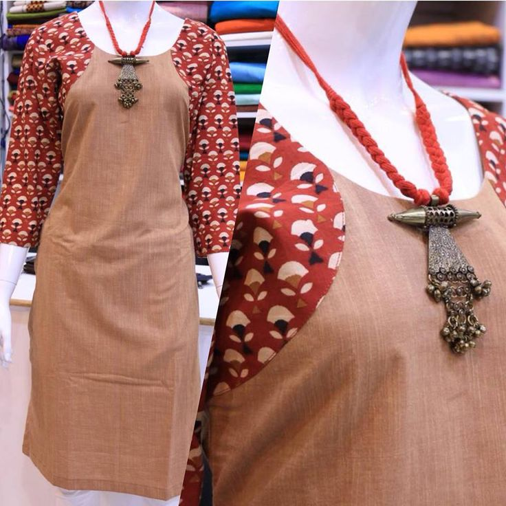 There's one for everyone and every occasion. But remember, no matter how beautiful a kurta is, if it's not styled the right way and with appropriate bottoms, it can fall flat. To avoid any kurta gaffes, let's look at the different types of kurti designs pattern Hope you like these kurtis designs.