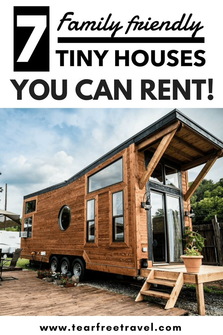 10 awesome family friendly tiny houses you can rent fab motherhood rh pinterest at