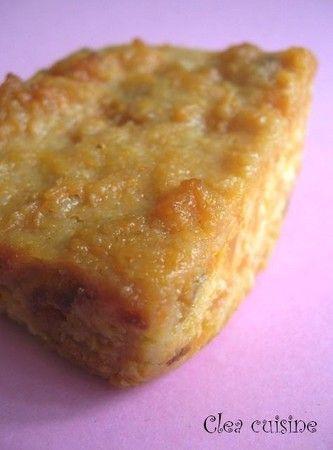 Gâteau à la patate douce. Étonnant et trop bon!