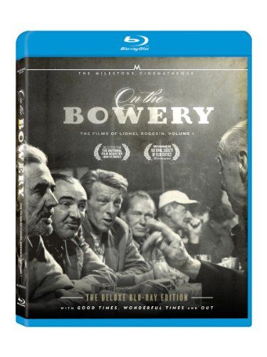 #On #The Bowery - The Films of Lionel Rogosin, Vol. 1 #[Blu-ray]   a collection of lionel rogosin films with many bonus features!   http://amzn.to/IU2OYX
