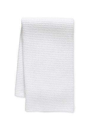 Waffle-Weave Microfiber Towels
