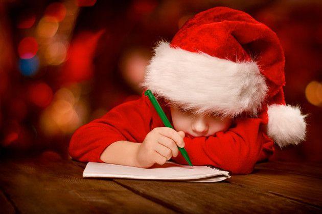 Una carta familiar para papá Noel