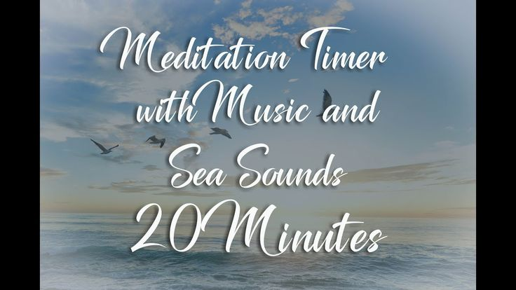 Meditation Timer 20 Minutes with Tibetan Bell Chime - Meditation Music w...