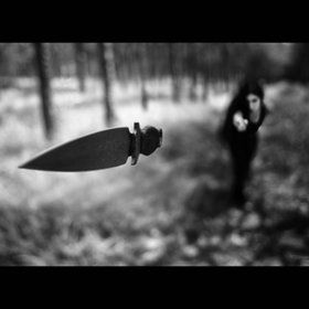 a girl can never have too many knives | Panu via 500px | #anecklaceofsouls