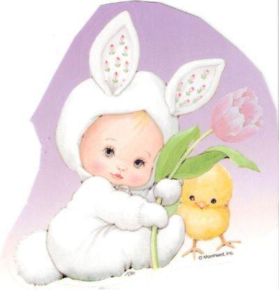 Adorables Ilustraciones de Bebés