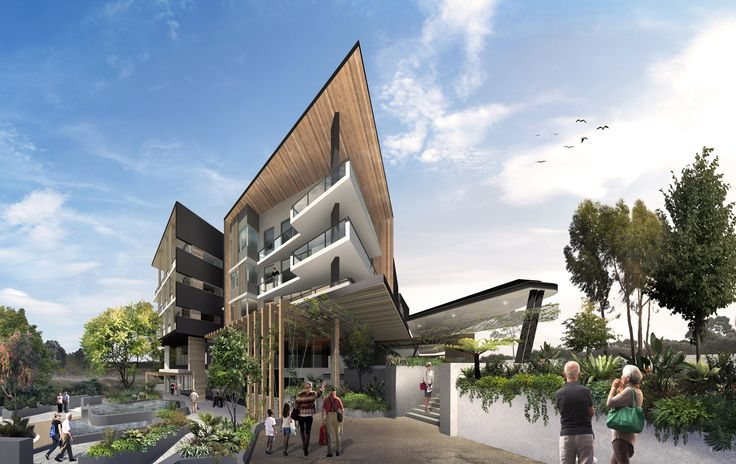 Marchese Partners have developed a masterplan for a new (age) dementia-friendly aged care and Independent Seniors village at Springfield in Queensland to be known as Springfield Age Friendly Community.