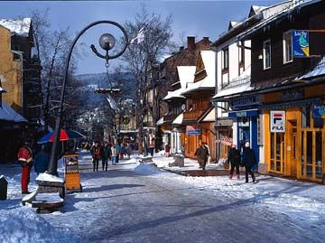 Zakopane, Poland-One of the most wistful cities I have ever been to.
