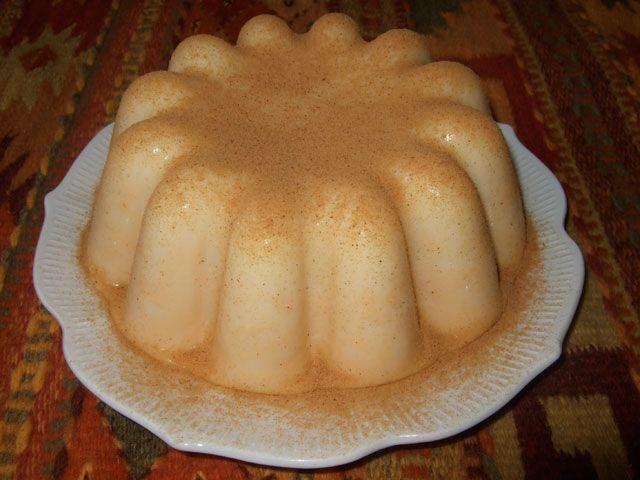 Deze keer weer eens een recept voor een dessert en wel een Mexicaanse pudding. Deze pudding heb ik vorig jaar leren maken tijdens...
