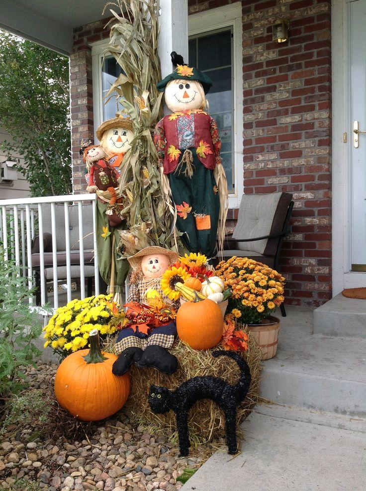 Fall Decorating.