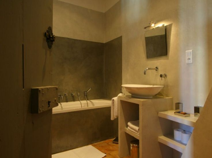 couleur sourde la couleur teinte intemporelle bains couleur buanderie salle deco buanderie salle de bains la salle bains wc - Salle De Bain Taupe
