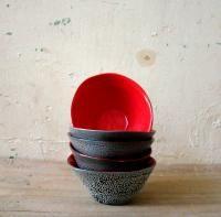 Twist bowls small