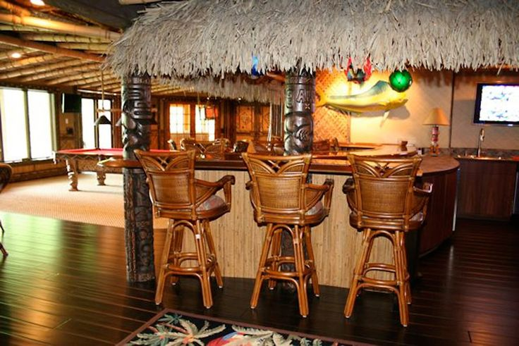 Man Cave Tiki Bar : Hunting man cave ideas google search