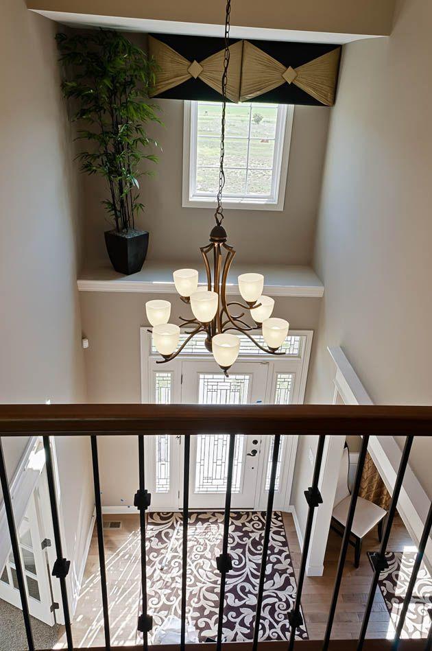 Fischer Homes - Clayton Model Entry Foyer