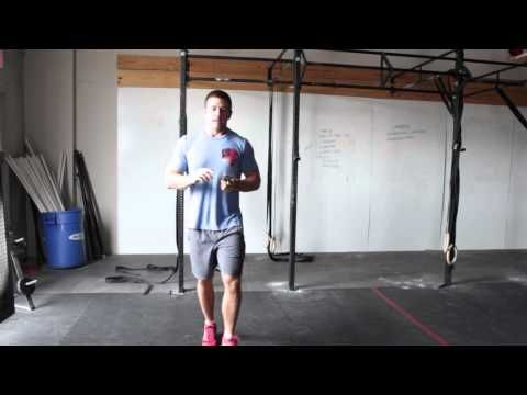 How To Do Double Unders for CrossFit - Technique WOD - YouTube