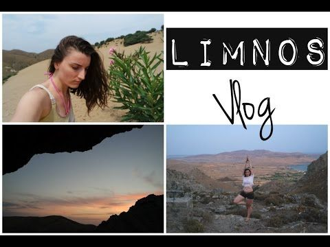 angiekariofilli: Travel Vlog || Limnos