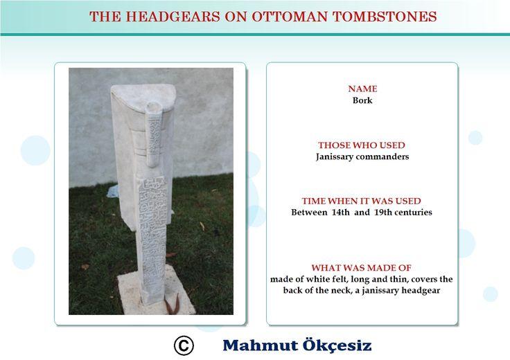 Janissary commanders head gears