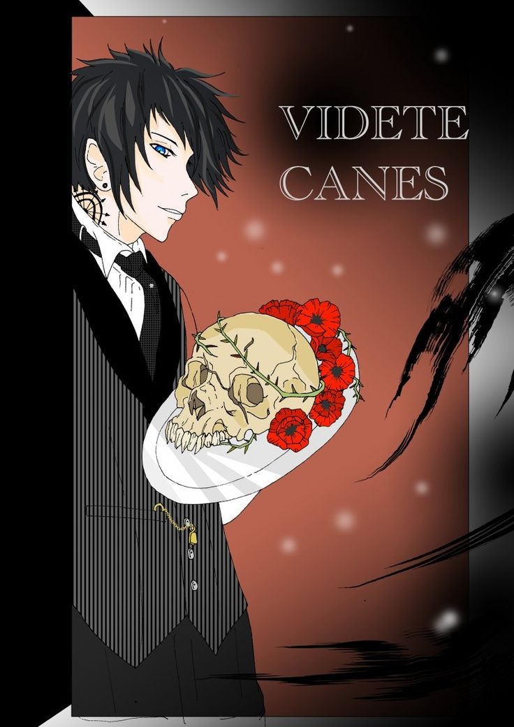 manga, digatal, yan, videte canes, beware of dogs, hellhound, cover page, cover, story art, character