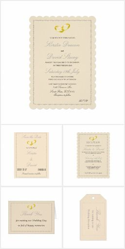 Wedding Stationery & Accessories Set 02