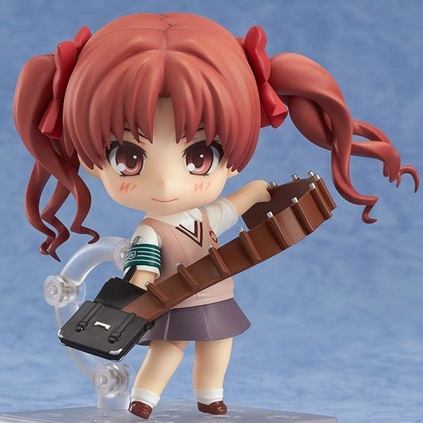 A Certain Scientific Railgun - Kuroko Shirai Nendoroid