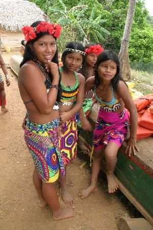 Embera Indian Community- one of these days, I will go back. Missing it more and more every day.