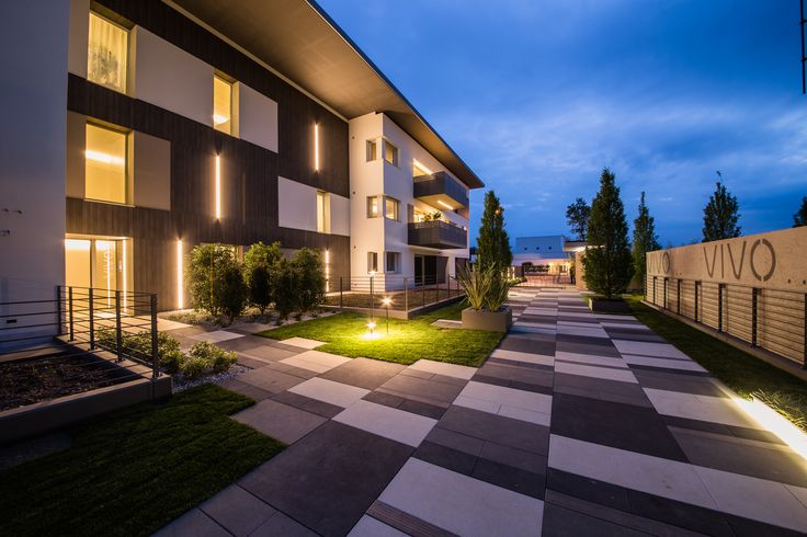 Residence Vivo appartamenti a Treviso