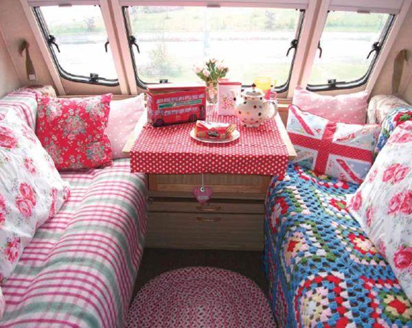 Cath Kidston Crochet Inspired Vintage Caravan The Vintage Caravan Style Book
