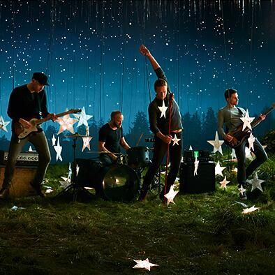 Sky Full of Stars - my absolute favorite Coldplay song ever! Seeing him sing this song live is #1 on my bucket list!!!