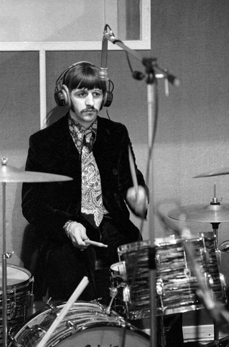 Sgt. Pepper Recording Session